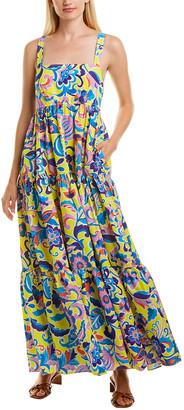 J.Crew Dalila Maxi Dress