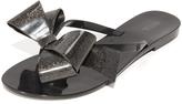 Melissa Harmonic Bow III Thong Sandals