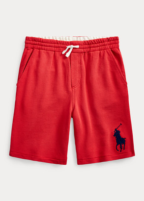 Ralph Lauren Big Pony French Terry Short