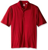 Cutter & Buck Men's Big and Tall Cb Drytec Franklin Stripe Polo