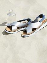 Camper Crisscross Sandal at Free People
