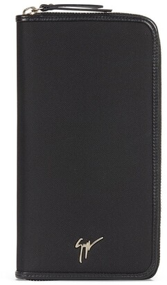 Giuseppe Zanotti All-Around Zip Wallet