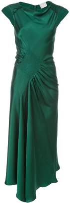 Jason Wu Collection gathered sleeveless gown