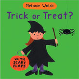 Trick or Treat? Lift-the-Flap Halloween Board Book