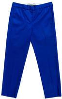 Yigal Azrouel Virgin Wool Cropped Pants