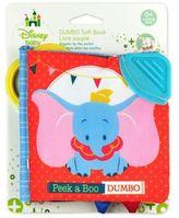 Disney Baby Peek a Boo Dumbo Soft Book