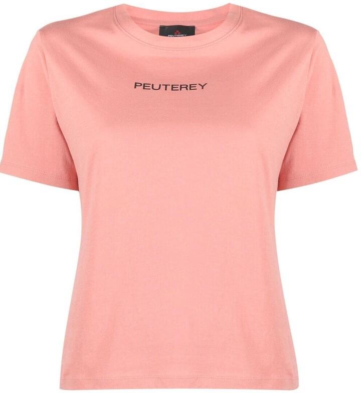 Peuterey logo print T-shirt