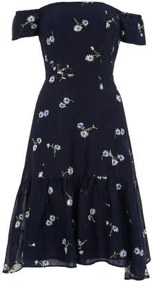 Whistles Adalynn Embroidered Dress