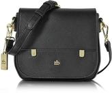 Roccobarocco RB - Grainy Eco Leather Crossbody Bag