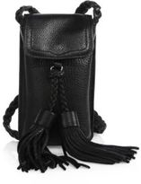 Rebecca Minkoff Isobel Leather Smartphone Crossbody Bag