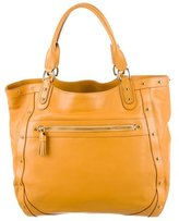 Cole Haan Studded Leather Tote