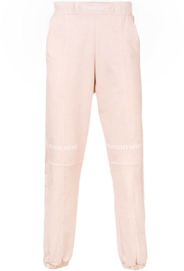 Ih Nom Uh Nit classic jersey trousers