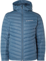 Peak Performance Frost Pertex Hooded Down Ski Jacket
