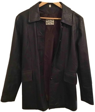 Non Signã© / Unsigned Brown Leather Jackets