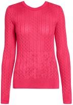 Dolce & Gabbana Lace Silk Knit Top