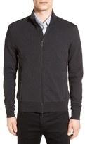 BOSS Men's 'Sommers' Full Zip Knit Jacket