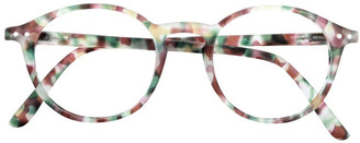 IZIPIZI Reading Glasses Collection D Green Tort +1