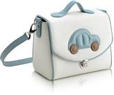 Pineider Blue Car Snack Bag
