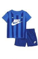 Nike Infant Boy's Team Kit T-Shirt & Shorts Set