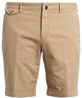 Incotex Slim-leg Cotton-blend Shorts