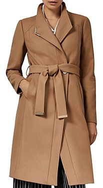 Ted Baker Ellgenic Long Belted Coat