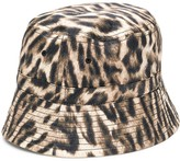 R 13 animal-print bucket hat