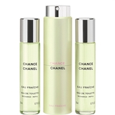 Chanel Chance Eau Fraîche, Eau De Toilette Twist And Spray