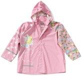 Playshoes Girl's Waterproof Jacket Fairy Raincoat