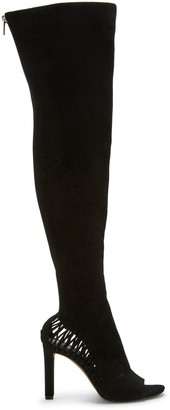 Vince Camuto Shassa Over-the-knee Peep-toe Boot