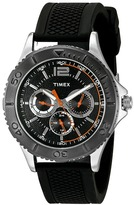 Timex Taft Street Multifunction Silicone Strap