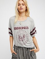 Daydreamer Ramones Tee by at Free People