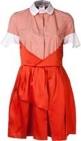 Carven tulip skirt dress