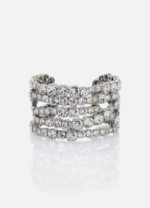 St. John Swarovski Crystal Cuff