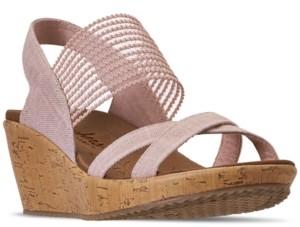 Skechers Women's Beverlee High Tea Sandals from Finish Line