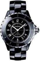 Chanel J12 Black 38MM Ceramic Watch