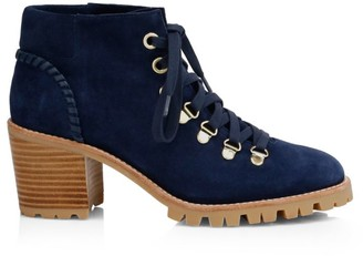 Jack Rogers Poppy Suede Hiking Boots