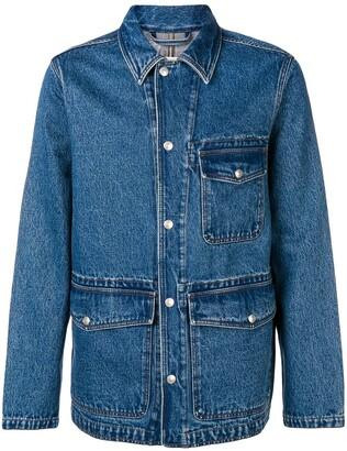 Ami Paris Workwear Jacket