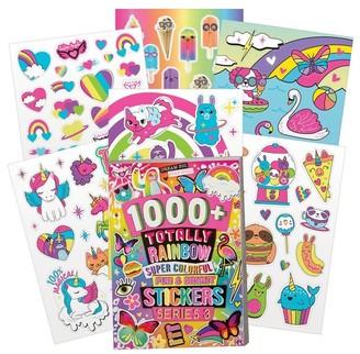 Fashion Angels 1000+ Neon Sticker Book