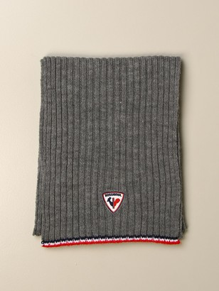 Rossignol Scarf Wool Scarf With Logo