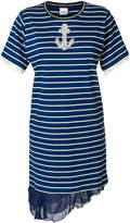 Pinko striped T-shirt dress