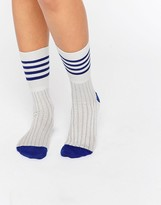 Jonathan Aston Glitter Sock