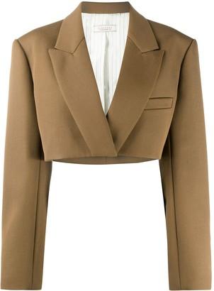 Nina Ricci Cropped Blazer Jacket