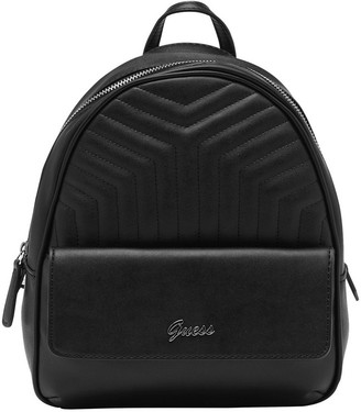 GUESS VY764230BLA Marique Zip Around Backpack