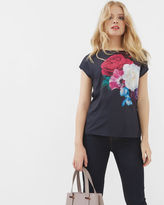 Ted Baker Blushing Bouquet Tshirt