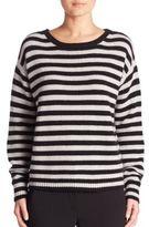 Max Mara Sevres Striped Cashmere Sweater