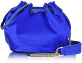 Diane von Furstenberg Love Power Satin Bucket Bag
