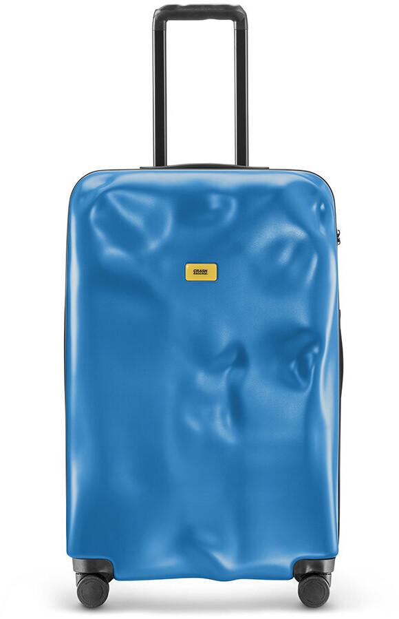 CRASH BAGGAGE Icon Suitcase - Laguna Blue - Large