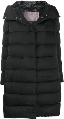 Herno Padded Button-Front Jacket
