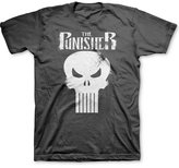 JEM Men's Big & Tall The Punisher Graphic-Print T-Shirt