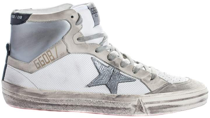 Golden Goose 2.12 Hi-Top Sneakers